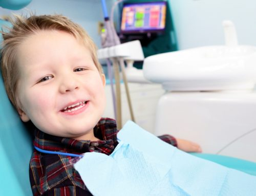 Prvi pregled kod ortodonta